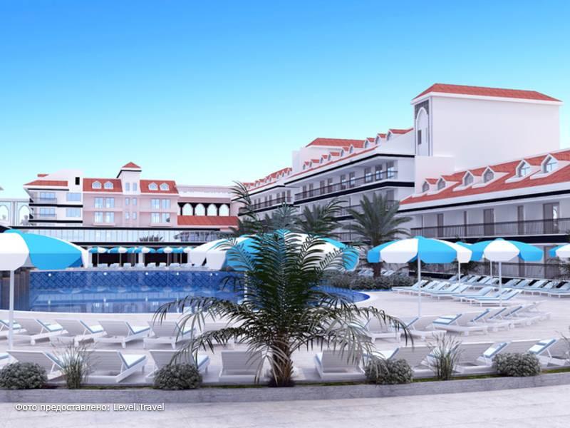 Фотография Dream World Palace (Ex.Crystal Sunhill Resort)