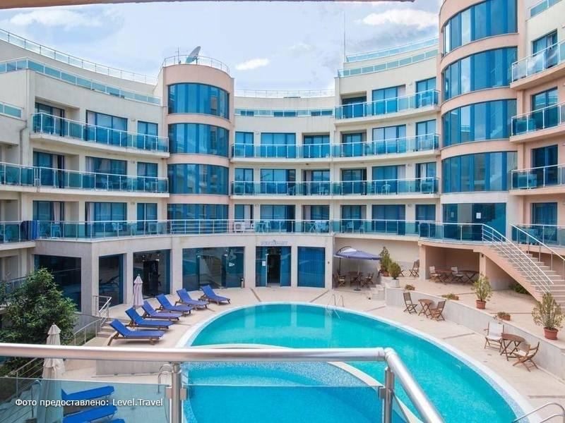 Фотография Aquamarine Aparthotel