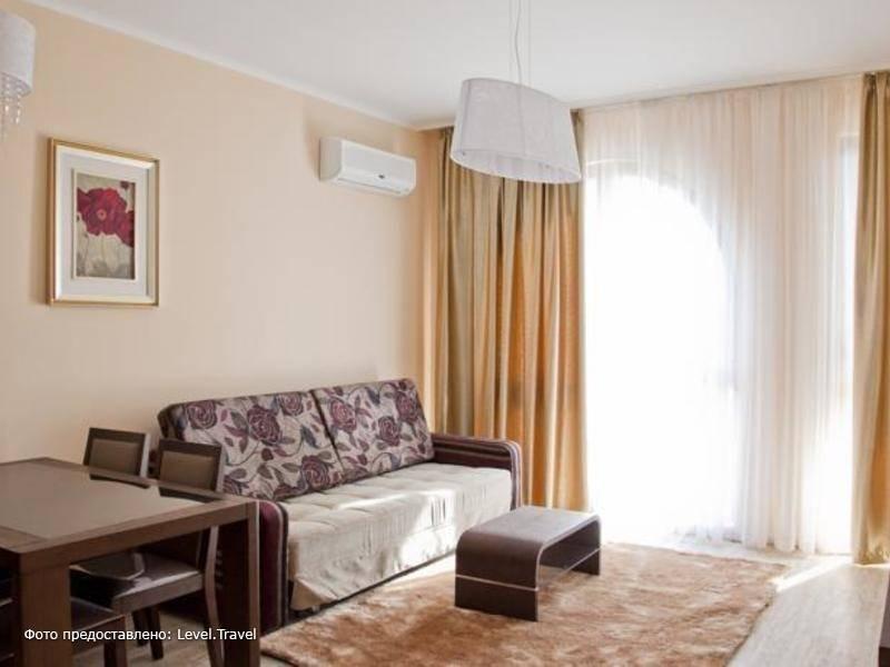 Фотография Golden Line Aparthotel