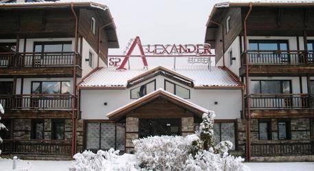 Alexander Hotel 3*