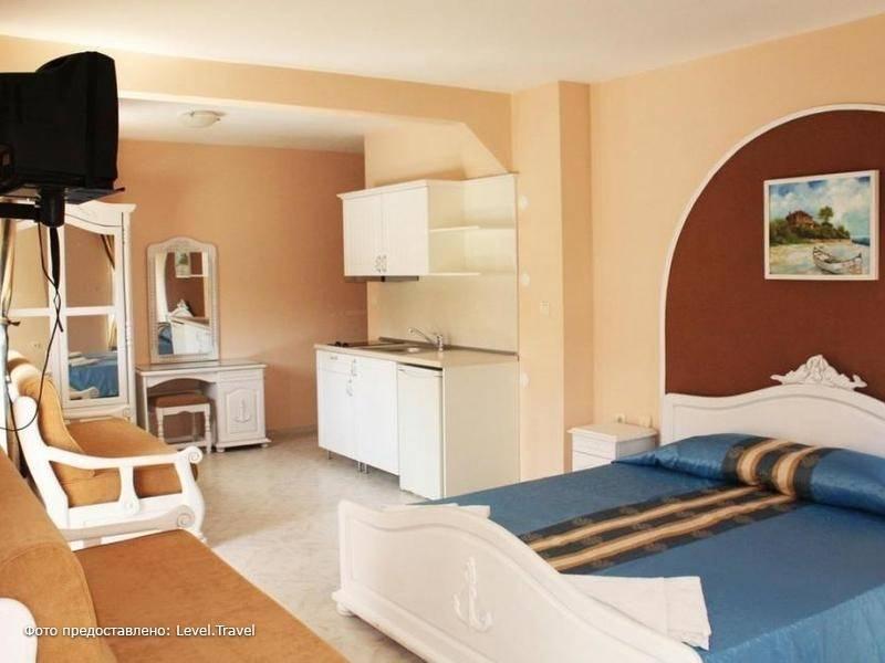 Фотография Paros II (Ex.Manz I Apartment)