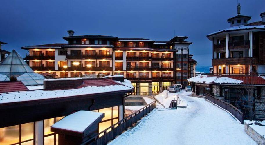 Apartment Tourist Complex And Spa Astera Bansko