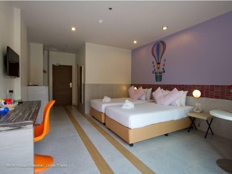 Фотография Grand Bella Hotel