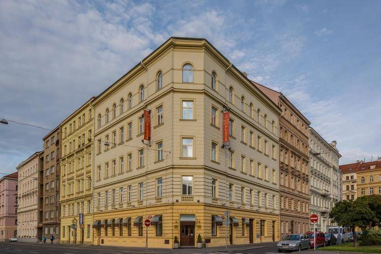 Prague Centre Plaza Hotel