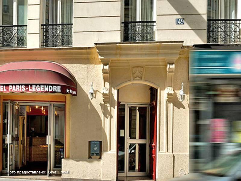 Фотография Paris Legendre Hotel