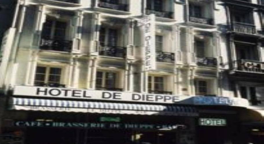 De Dieppe Hotel (Ex. Dieppe)