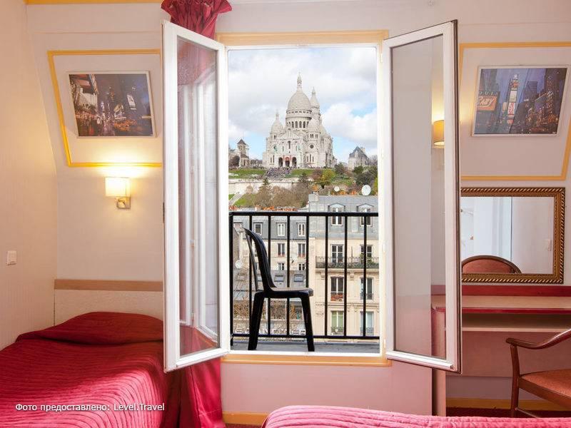 Фотография Avenir Montmartre Hotel