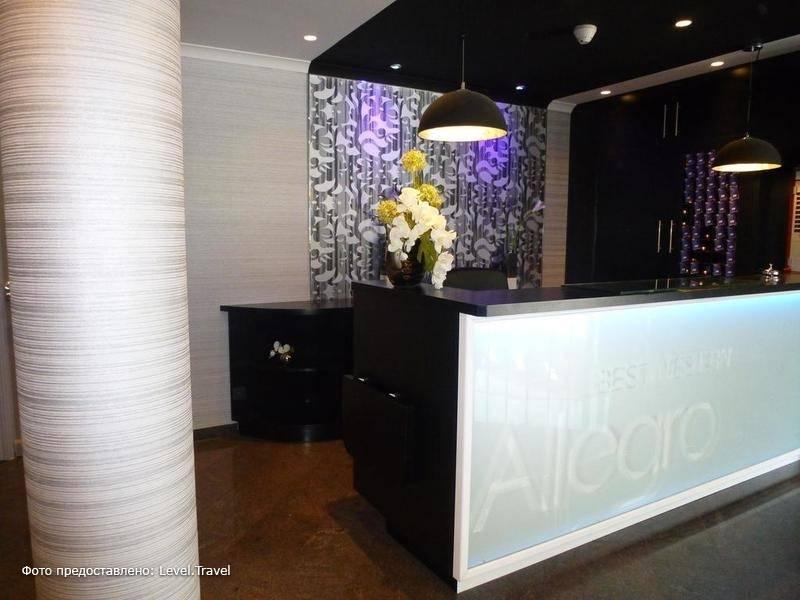 Фотография Best Western Allegro Nation Paris