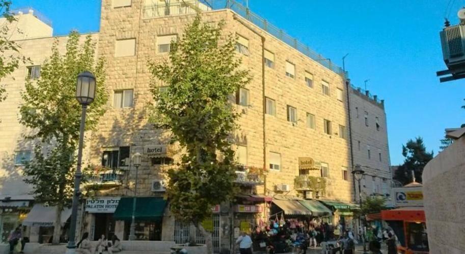 Palatin Hotel Jerusalem
