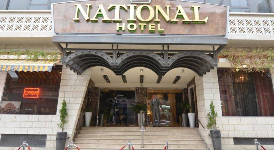 National Hotel Jerusalem