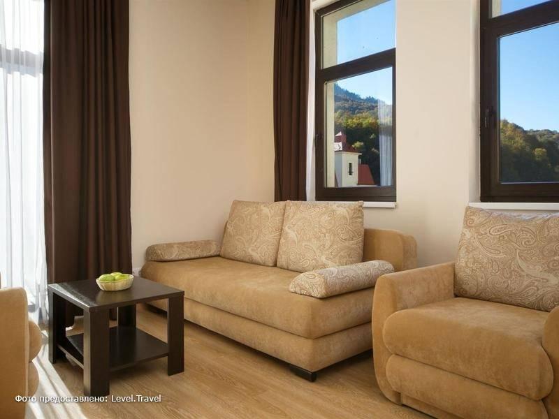 Фотография Valset Apartments By Azimut Rosa Khutor (Ex. Heliopark)