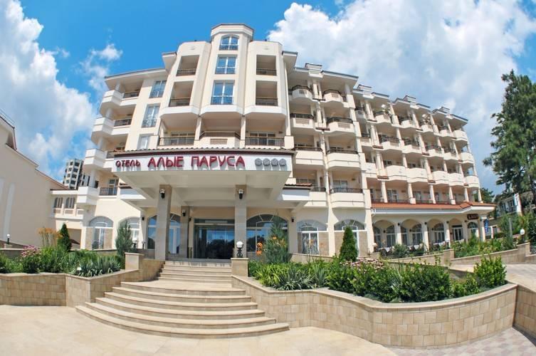 Отель Алые Паруса