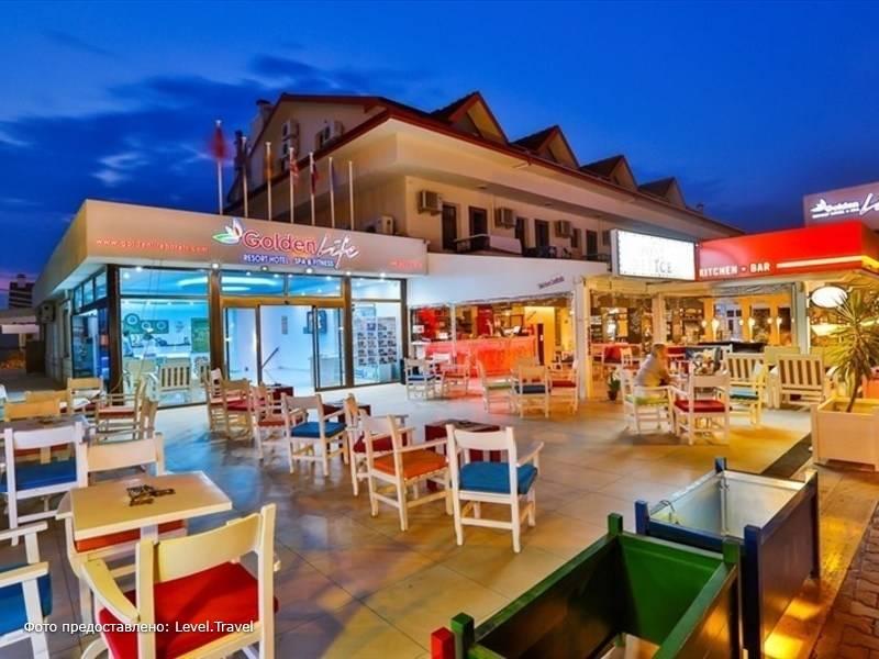 Фотография Golden Life Resort Hotel & Spa