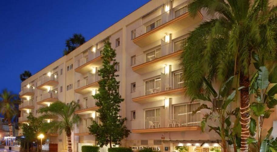 Les Palmeres Hotel (Ex. Best Western Les Palmeres)