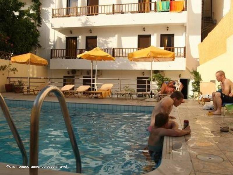 Фотография Melpo Hotel
