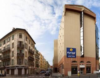 Kyriad Nice Port Hotel 3*