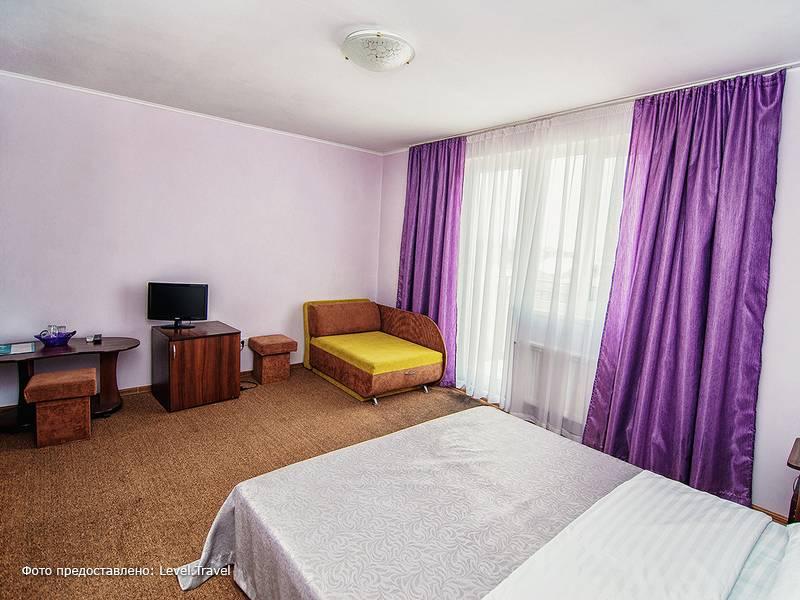 Фотография Отель-Курорт Бригантина