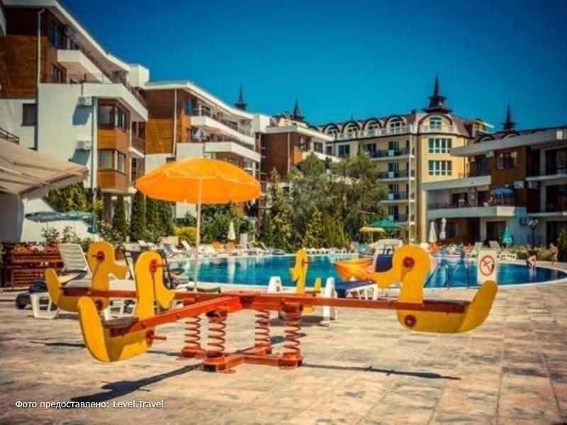 Фотография Messambria Fort Beach Hotel
