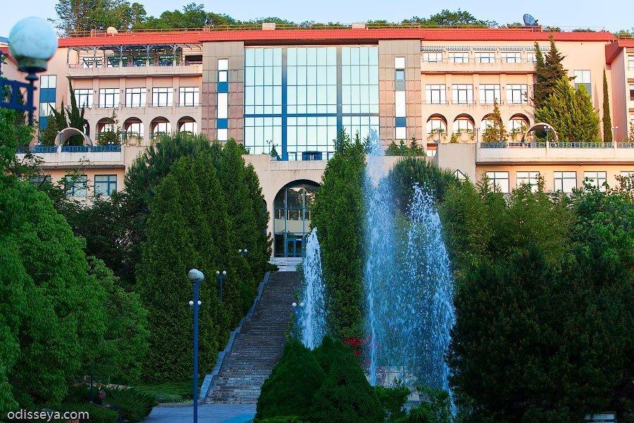 Отель Санаторий Одиссея, Лазаревское, Россия