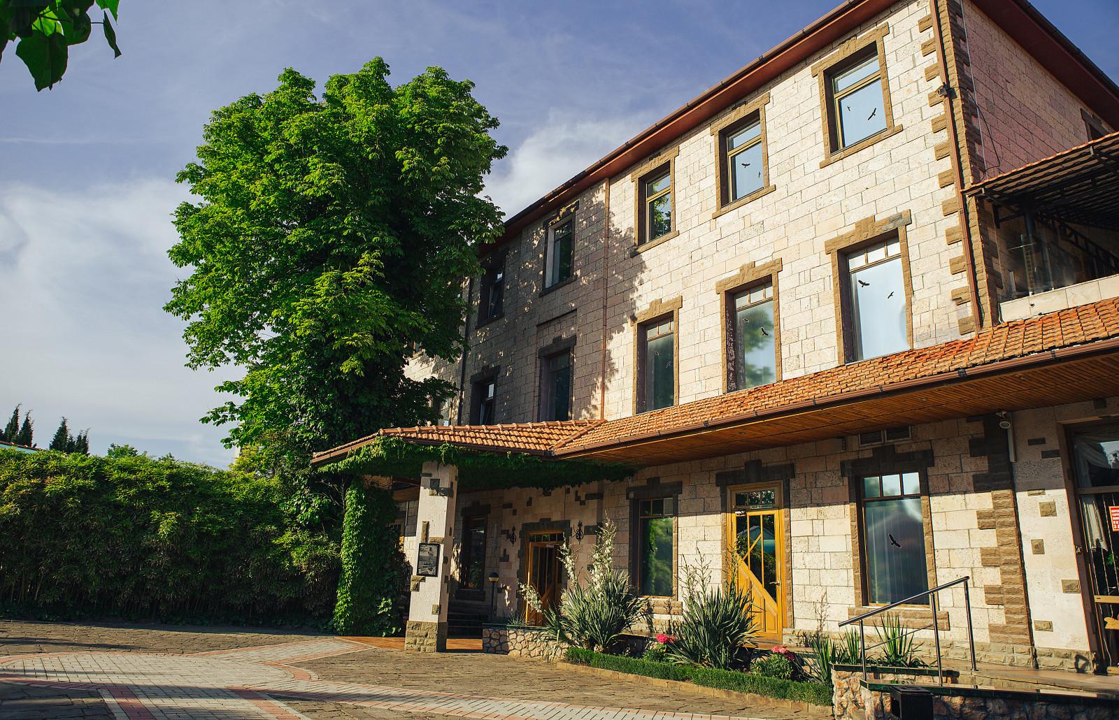 Отель Омега Клуб Отель, Севастополь, Россия