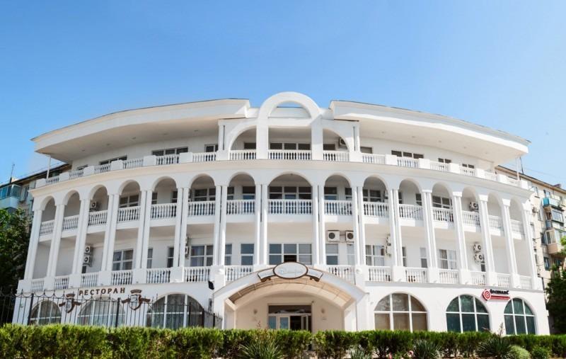 Отель Гостиница Дельфин, Севастополь, Россия