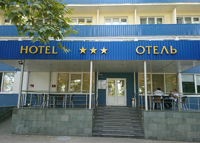 Отель Отель Атлантика, Севастополь, Россия