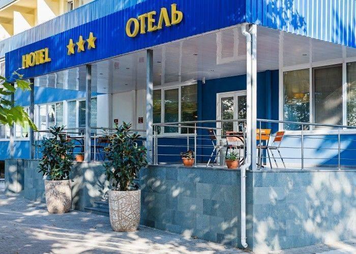 Оптима Севастополь Отель