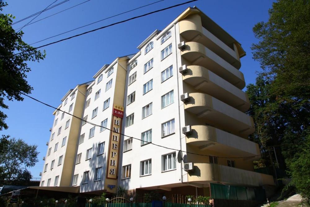 Отель Империя Отель, Сочи, Россия