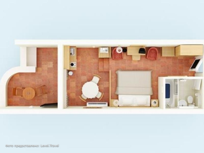 Фотография Studio Apartments Laguna Bellevue