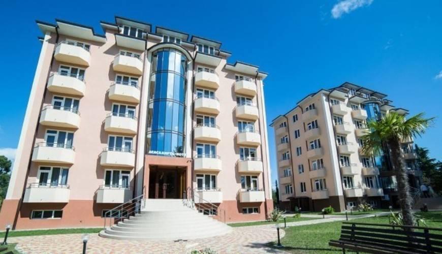 Отель Ирэн
