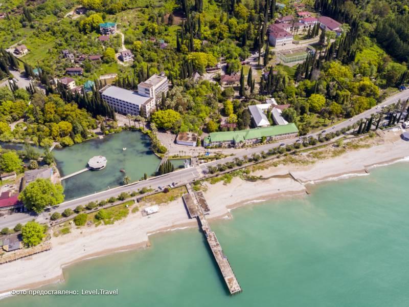 Фотография Исторический Санаторий Абхазия
