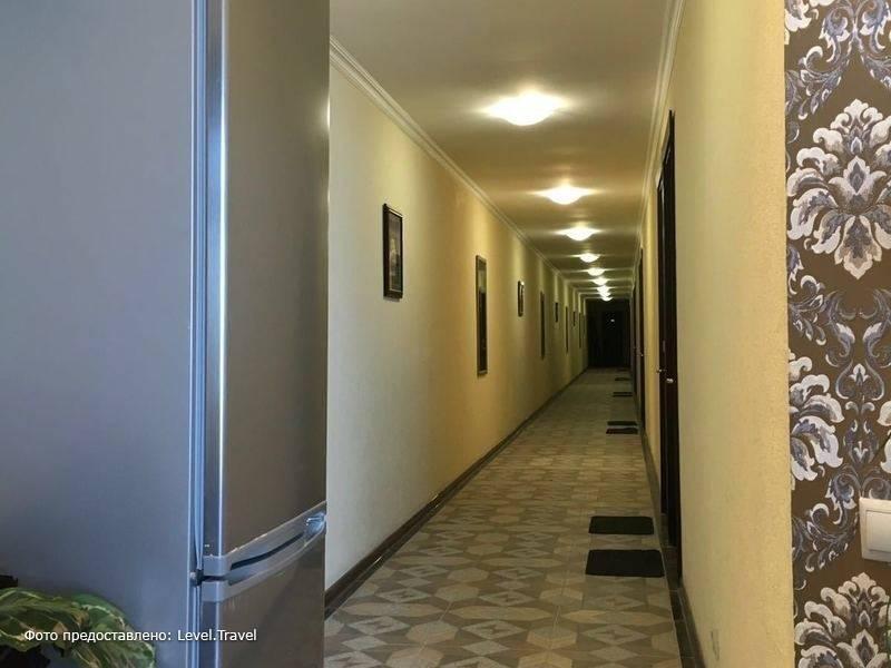 Фотография Гостиница Белые Скалы