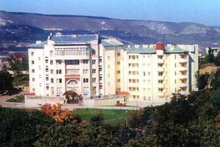 Санаторий Кругозор