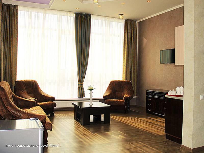 Фотография Отель Монарх