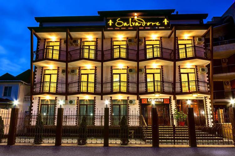 Отель Сальвадор