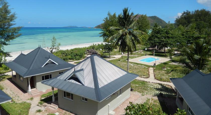 Отель Cote D'Or Footprints, Праслен, Сейшельские Острова