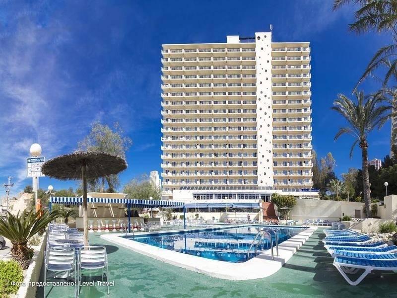 Фотография Poseidon Playa Hotel