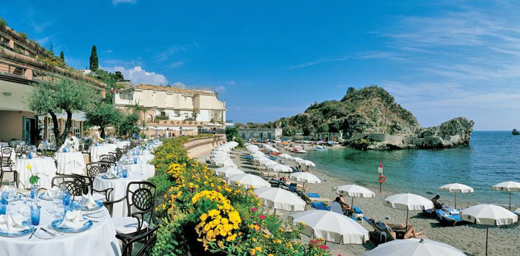 Grand Hotel Mazzaro's Sea Palace