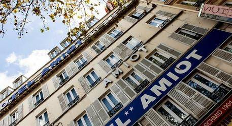 Amiot Hotel 2*