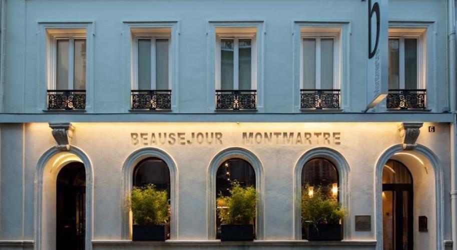Beausejour Montmartre Hotel