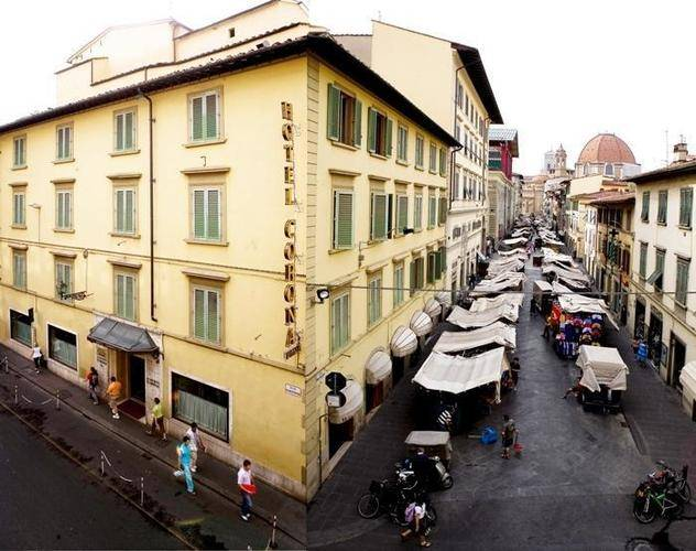 Corona D'Italia Hotel
