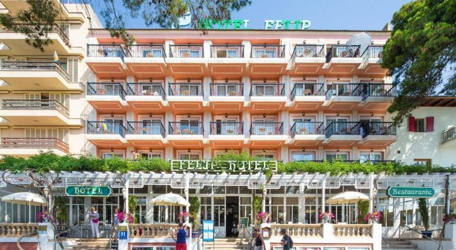 Thb Felip Hotel (Adults Only +18 Y.O)