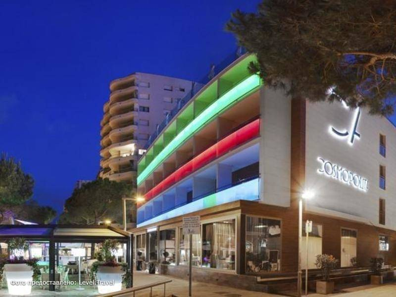 Фотография Cosmopolita Hotel Boutique