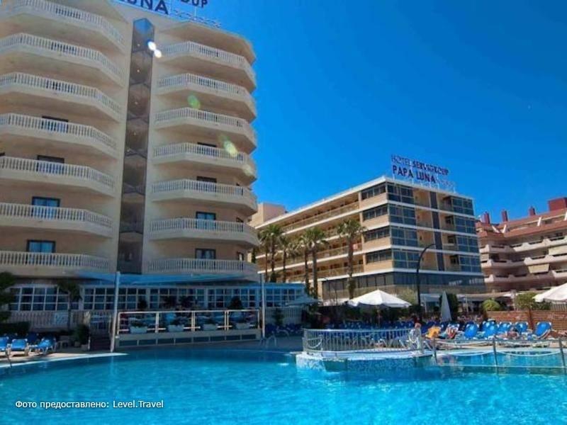 Фотография Servigroup Papa Luna Hotel
