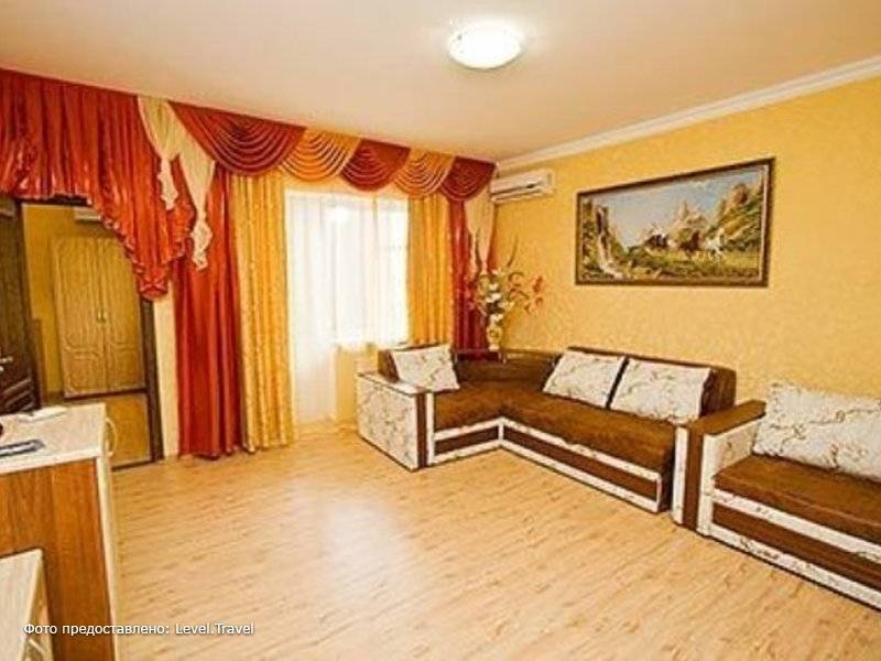 Фотография Гостиница Сибирь (Джемете)
