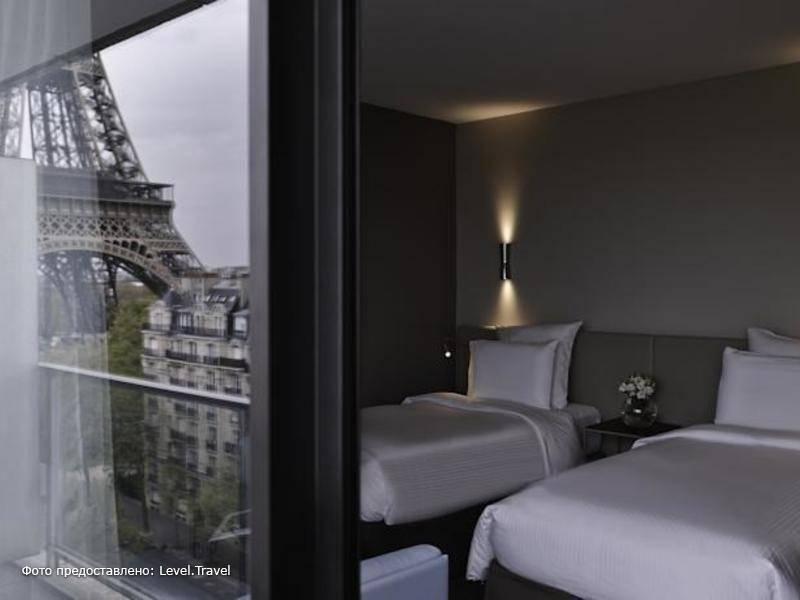 Фотография Pullman Paris Tour Eiffel Hotel