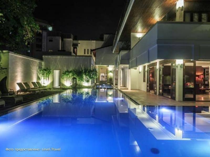 Фотография Colombo Courtyard Hotel