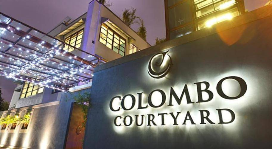 Colombo Courtyard Hotel
