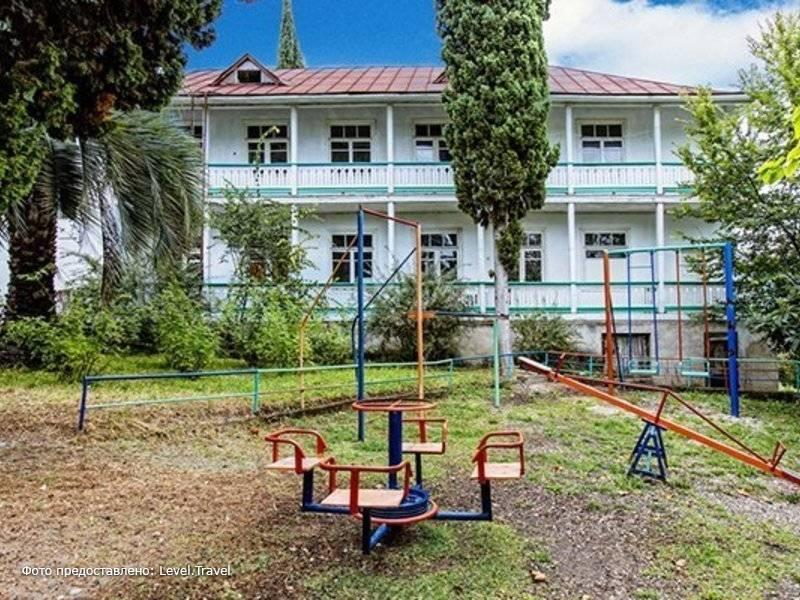 Фотография База Отдыха Репруа (Корпус № 3 Пансионата Холодная Речка)