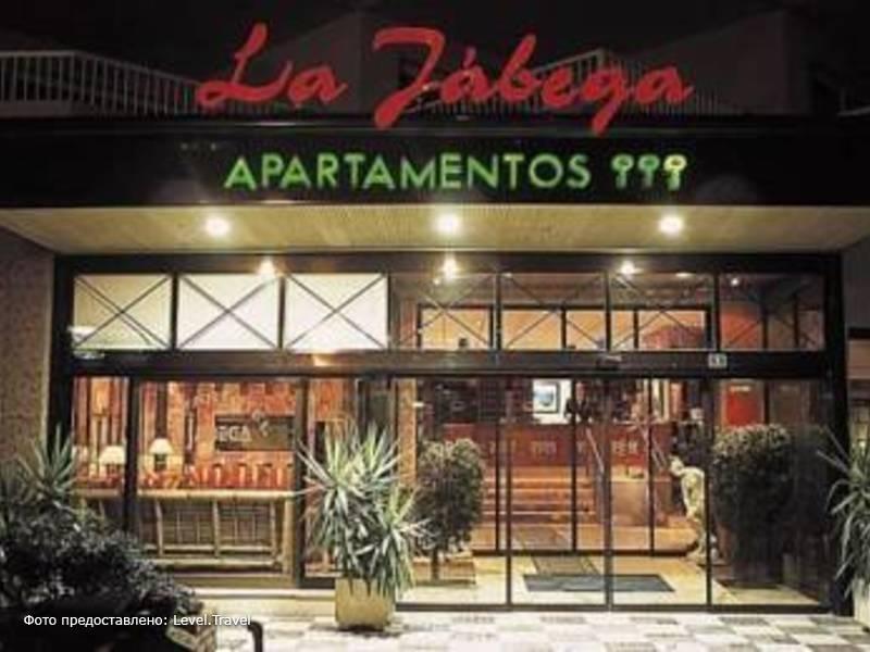 Фотография Apartamentos La Jabega